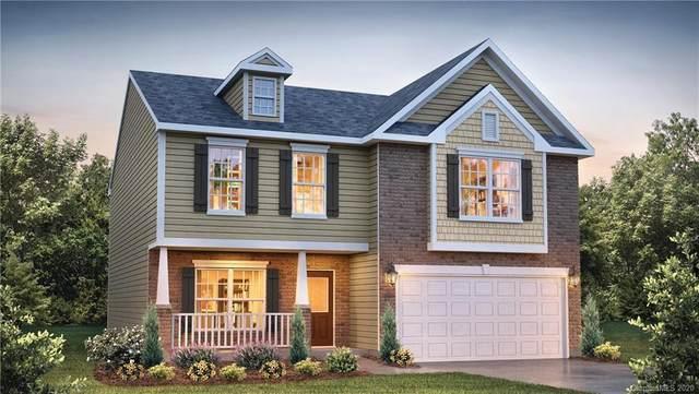 6412 Ellimar Field Lane #11, Charlotte, NC 28215 (#3687001) :: Stephen Cooley Real Estate Group