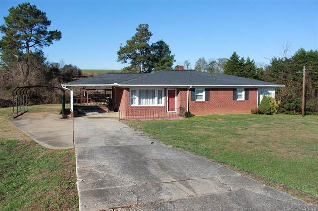 201 Baxter Cemetery Road, Forest City, NC 28043 (#3687017) :: MOVE Asheville Realty