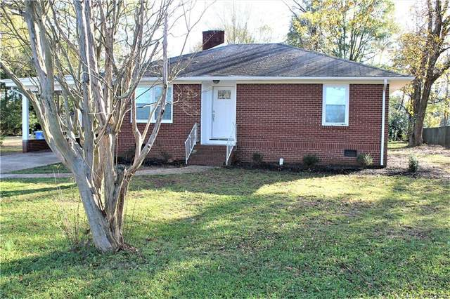 2909 Long Avenue, Gastonia, NC 28054 (#3687024) :: BluAxis Realty