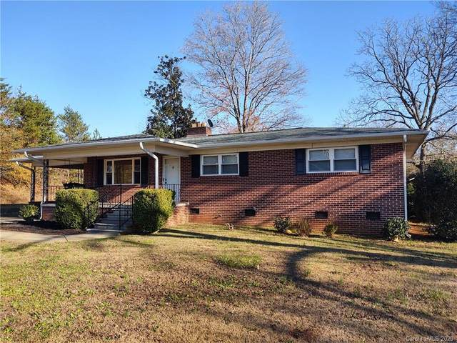 5949 Us 221A Highway, Mooresboro, NC 28114 (#3687056) :: LePage Johnson Realty Group, LLC