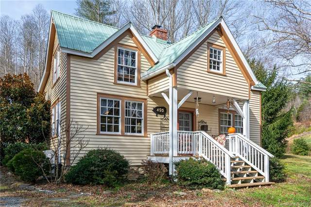 495 Sprinkle Branch Road, Marshall, NC 28753 (#3687063) :: NC Mountain Brokers, LLC