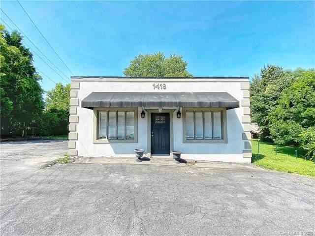 1418 Aspen Street, Lincolnton, NC 28092 (#3687092) :: LePage Johnson Realty Group, LLC