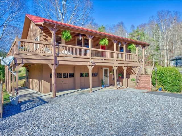 623 Woodbine Road, Waynesville, NC 28785 (#3687104) :: Austin Barnett Realty, LLC
