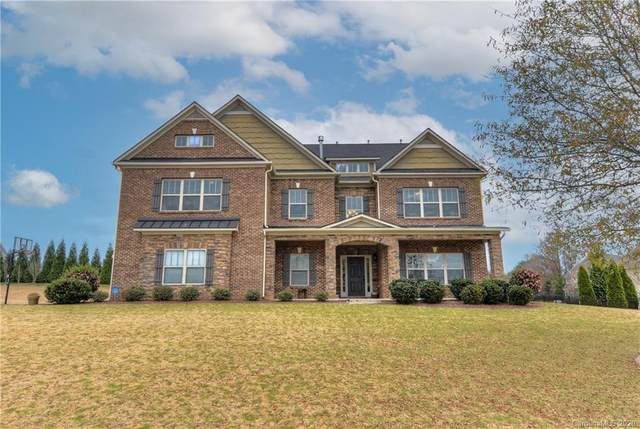 5504 Holly Hills Drive, Waxhaw, NC 28173 (#3687124) :: Charlotte Home Experts