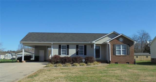 1102 Lauren Glen Drive, China Grove, NC 28023 (#3687167) :: Cloninger Properties