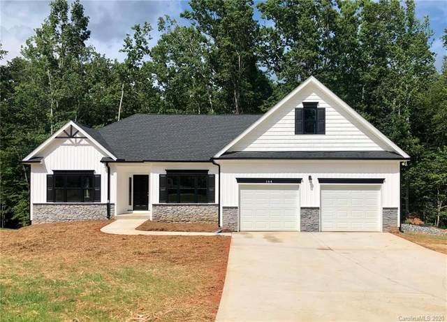138 Holly Springs Loop #31, Troutman, NC 28166 (#3687169) :: Carlyle Properties