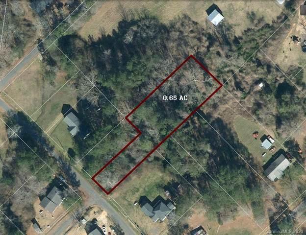 TBD Wilhoit Street, Ansonville, NC 28007 (#3687175) :: LePage Johnson Realty Group, LLC