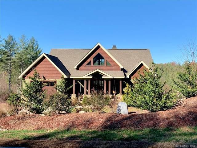5378 Oak Crest Lane, Lenoir, NC 28645 (#3687226) :: Love Real Estate NC/SC