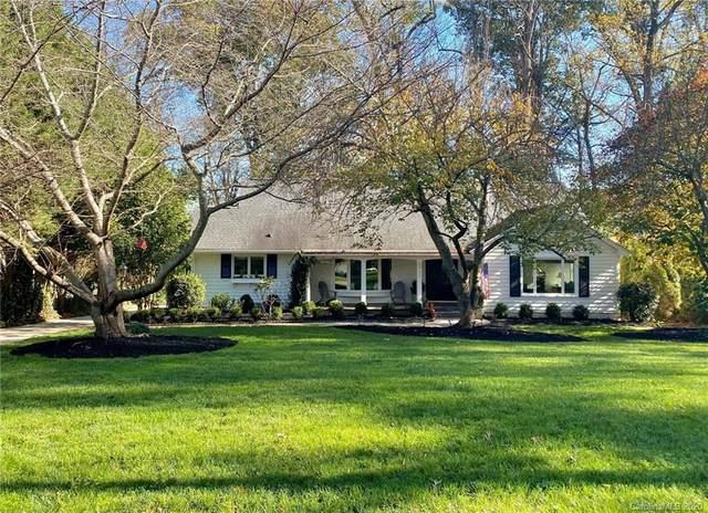5711 Wintercrest Lane, Charlotte, NC 28209 (#3687250) :: LePage Johnson Realty Group, LLC