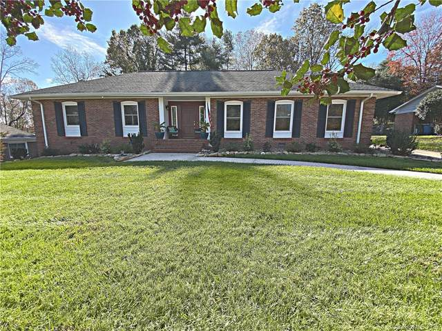 1057 20th Avenue NW, Hickory, NC 28601 (#3687309) :: Miller Realty Group