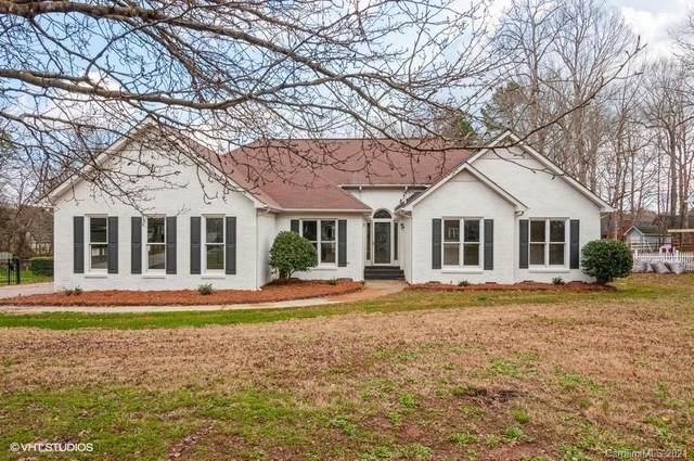 1249 Hawthorne Drive, Indian Trail, NC 28079 (#3687318) :: LePage Johnson Realty Group, LLC