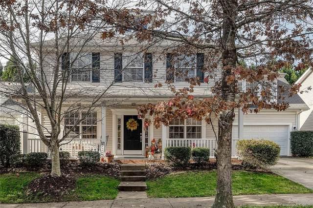 6326 Colonial Garden Drive, Huntersville, NC 28078 (#3687329) :: NC Mountain Brokers, LLC