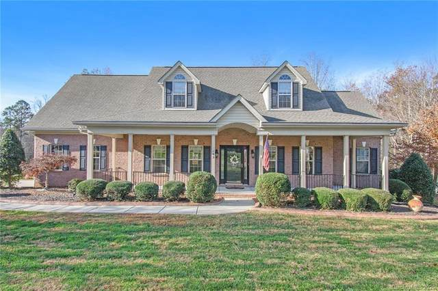 192 Winding Creek Drive, Troutman, NC 28166 (#3687332) :: Rowena Patton's All-Star Powerhouse