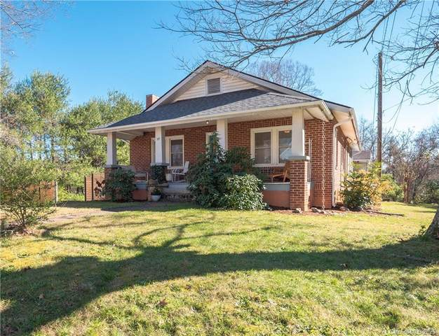 27 Woodland Drive, Asheville, NC 28806 (#3687379) :: Premier Realty NC
