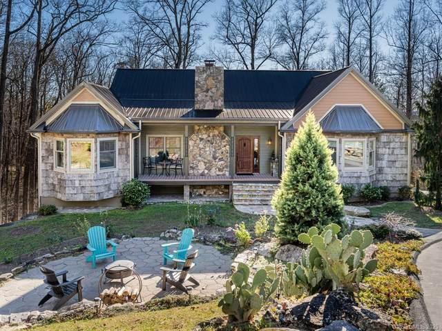 156 Woodlyn Etch Drive, Hendersonville, NC 28792 (#3687427) :: MartinGroup Properties