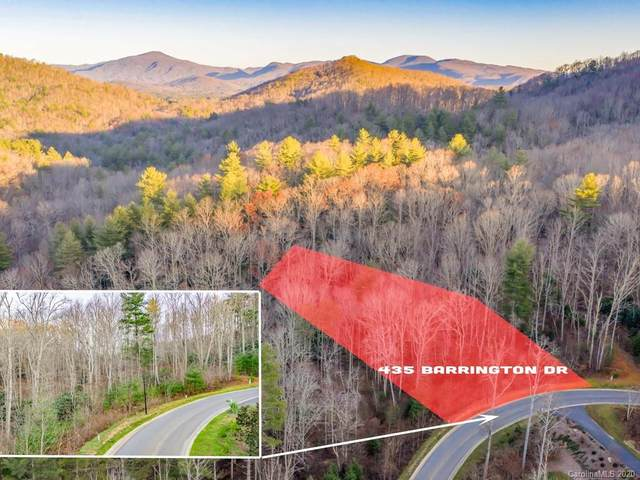 435 Barrington Drive #108, Asheville, NC 28803 (#3687429) :: Scarlett Property Group