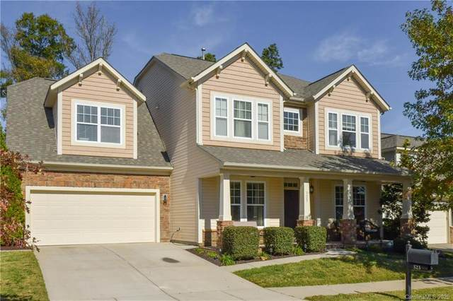 323 Quail Crossing, Huntersville, NC 28078 (#3687456) :: Ann Rudd Group