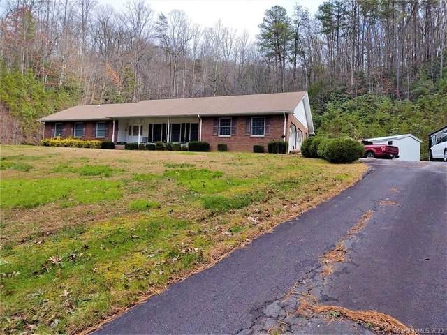 298 Rufus Robinson Road, Sylva, NC 28779 (#3687497) :: Premier Realty NC