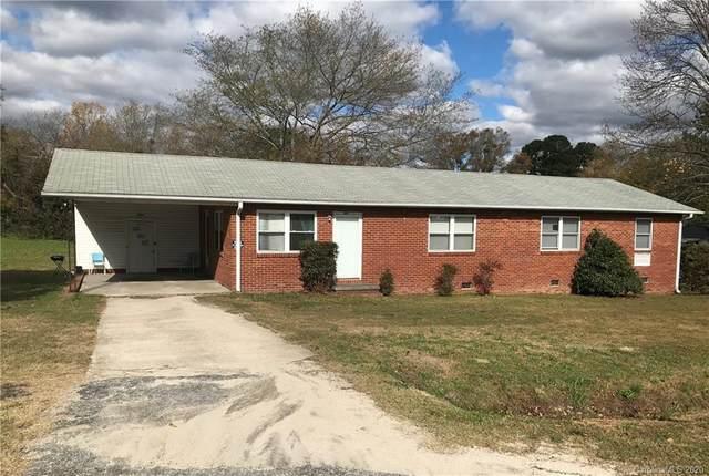 109 E Turner Street 1,3,5, & 7, Pageland, NC 29728 (#3687522) :: Carolina Real Estate Experts