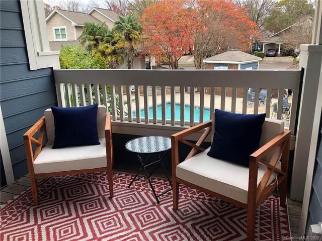 415 Mather Green Avenue Apartment D, Charlotte, NC 28203 (#3687534) :: Cloninger Properties