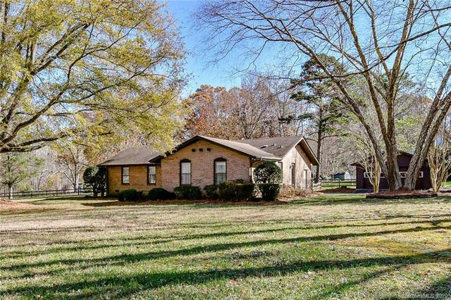 4654 Pine Needle Trail, Mint Hill, NC 28227 (#3687535) :: Ann Rudd Group