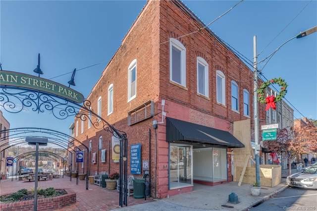 195/197 N Main Street, Rutherfordton, NC 28139 (#3687541) :: BluAxis Realty