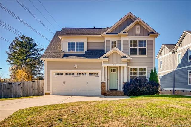 532 Melbourne Court, Charlotte, NC 28209 (#3687696) :: BluAxis Realty