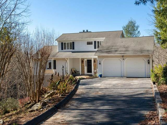 26 W Rosewood Trail, Hendersonville, NC 28739 (#3687756) :: NC Mountain Brokers, LLC