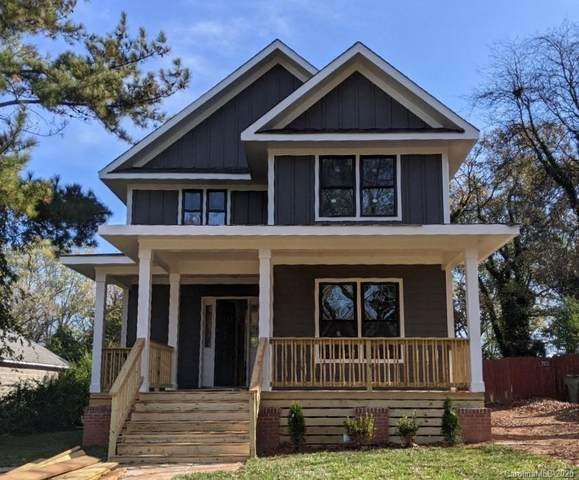 2724 Clemson Avenue, Charlotte, NC 28205 (#3687769) :: Willow Oak, REALTORS®