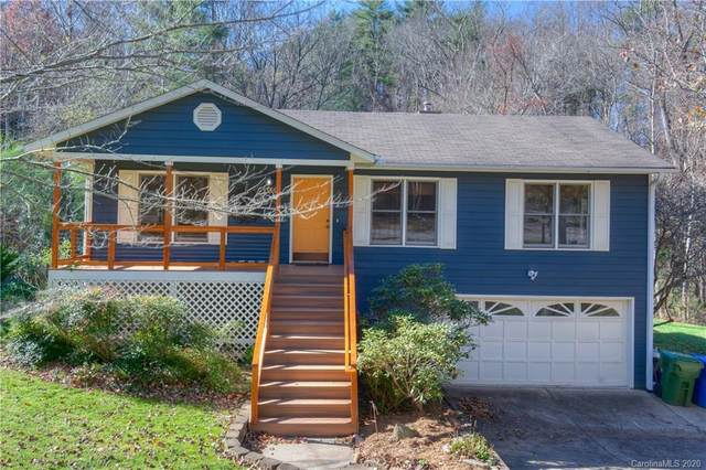 109 Forest Lake Drive, Asheville, NC 28803 (#3687780) :: Home and Key Realty