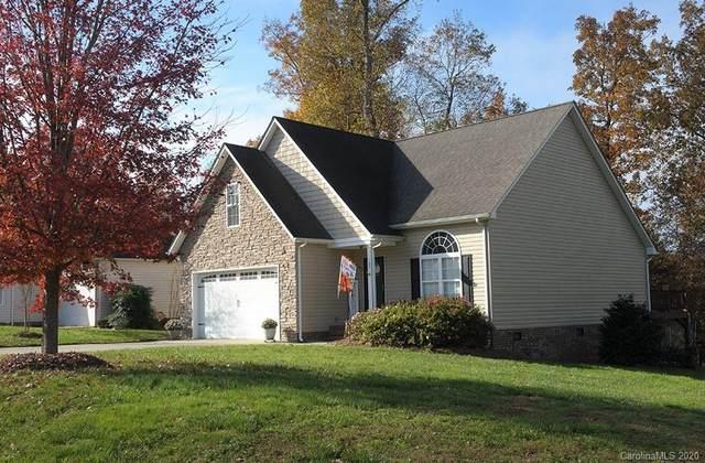 102 S Kayla Drive, Salisbury, NC 28146 (#3687844) :: Burton Real Estate Group