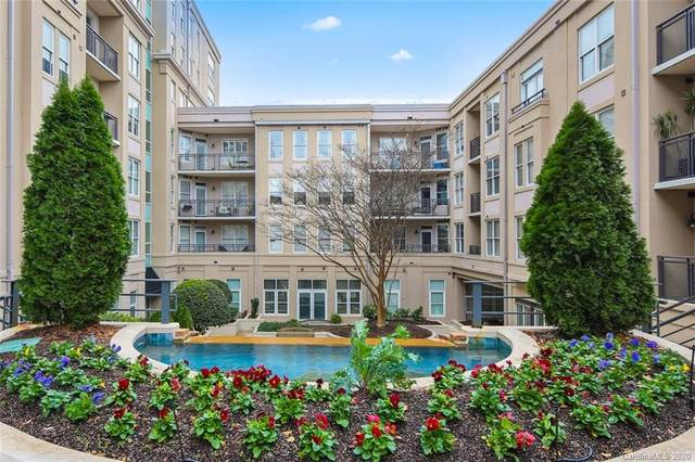 1315 East Boulevard #434, Charlotte, NC 28203 (#3687861) :: Carolina Real Estate Experts