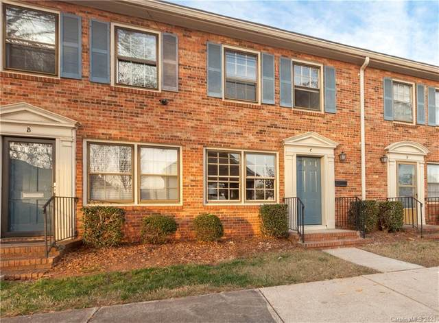6236 Old Pineville Road C, Charlotte, NC 28217 (#3687871) :: Rowena Patton's All-Star Powerhouse