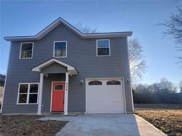 314 Kirby Drive, Charlotte, NC 28214 (#3687878) :: Austin Barnett Realty, LLC
