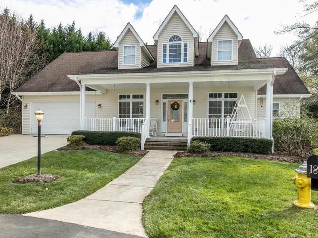 181 Mill Pond Way, Hendersonville, NC 28791 (#3687964) :: Keller Williams South Park