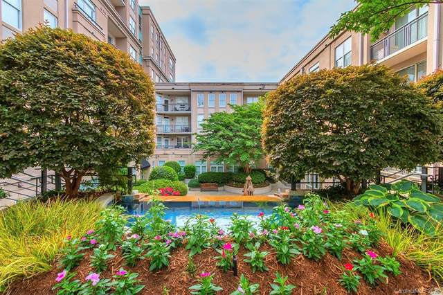 1315 East Boulevard #322, Charlotte, NC 28203 (#3687971) :: The Mitchell Team