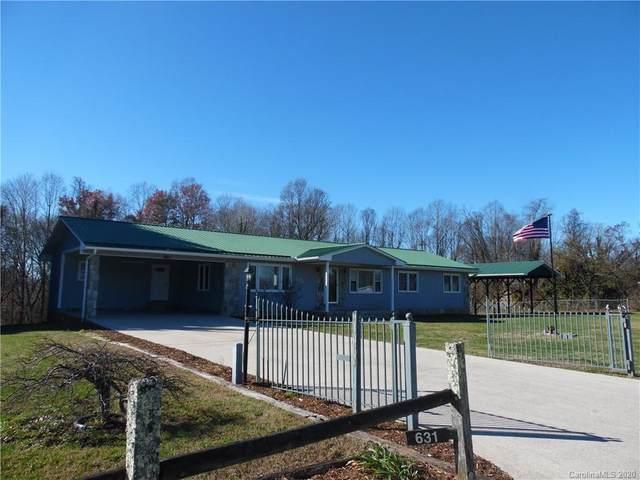 631 Reservoir Road, Marion, NC 28752 (#3688069) :: Stephen Cooley Real Estate Group