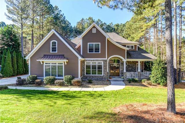 2389 Capes Cove Drive, Sherrills Ford, NC 28673 (#3688093) :: NC Mountain Brokers, LLC