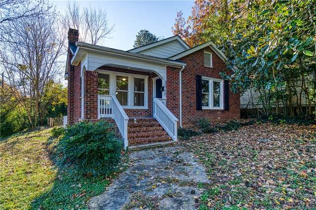 3040 Georgia Avenue, Charlotte, NC 28205 (#3688160) :: Homes with Keeley | RE/MAX Executive