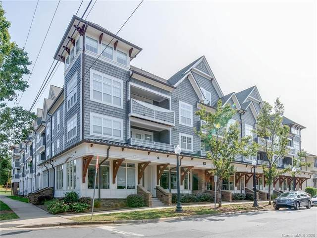 301 Tremont Avenue #204, Charlotte, NC 28203 (#3688188) :: Keller Williams South Park