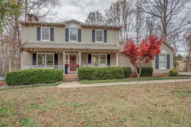 602 Plantation Drive, Kings Mountain, NC 28086 (#3688200) :: Robert Greene Real Estate, Inc.
