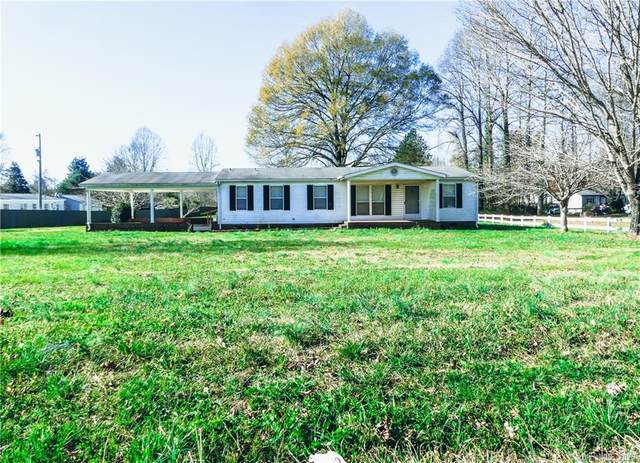 321 Jennings Road, Statesville, NC 28625 (#3688230) :: IDEAL Realty