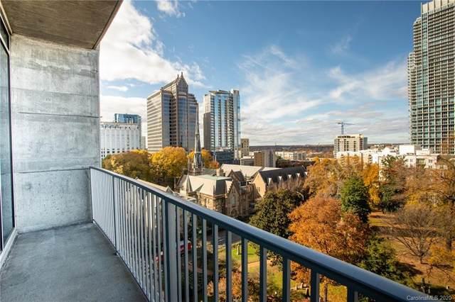 210 N Church Street #1008, Charlotte, NC 28202 (#3688258) :: Carlyle Properties