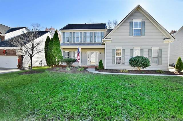 2017 Hollyhedge Lane, Indian Trail, NC 28079 (#3688276) :: BluAxis Realty
