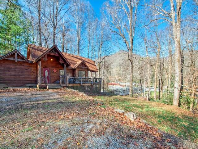 164 Woodfern Drive, Maggie Valley, NC 28751 (#3688462) :: LePage Johnson Realty Group, LLC
