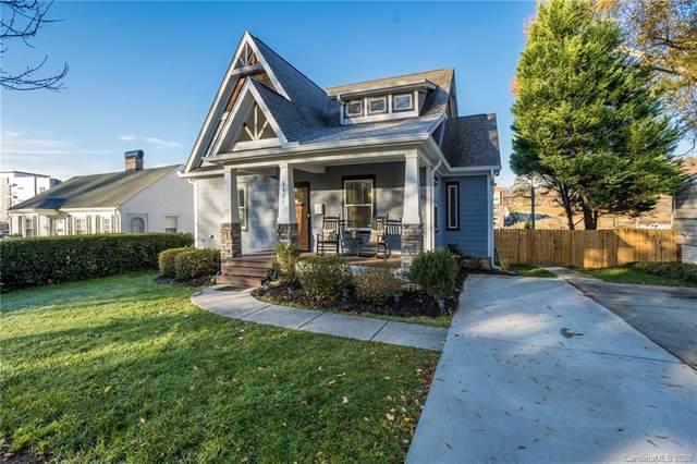 1421 Lyon Court, Charlotte, NC 28205 (#3688467) :: Burton Real Estate Group