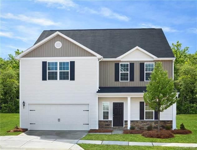 1129 Culver Spring Way, Charlotte, NC 28215 (#3688483) :: LePage Johnson Realty Group, LLC