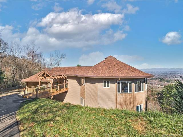 16 Court View Lane, Asheville, NC 28806 (#3688577) :: NC Mountain Brokers, LLC