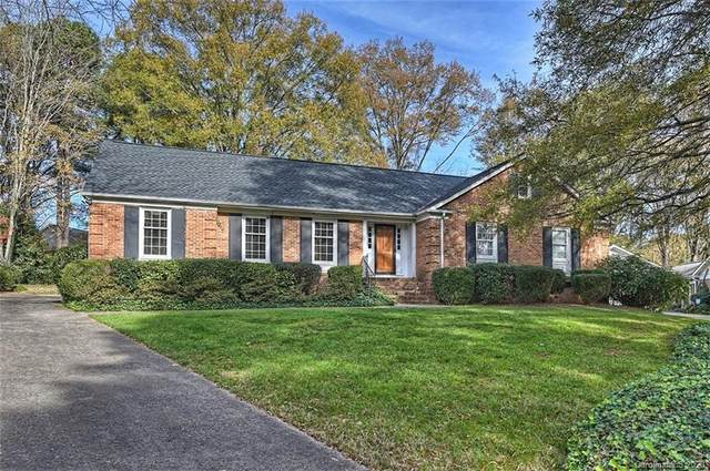6128 Yellowood Road, Charlotte, NC 28210 (#3688753) :: Miller Realty Group