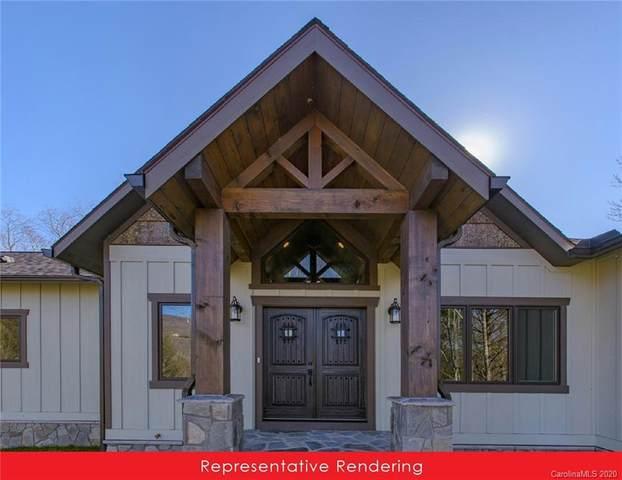 706 Silver Springs Drive W #22, Banner Elk, NC 28604 (#3688755) :: Exit Realty Vistas
